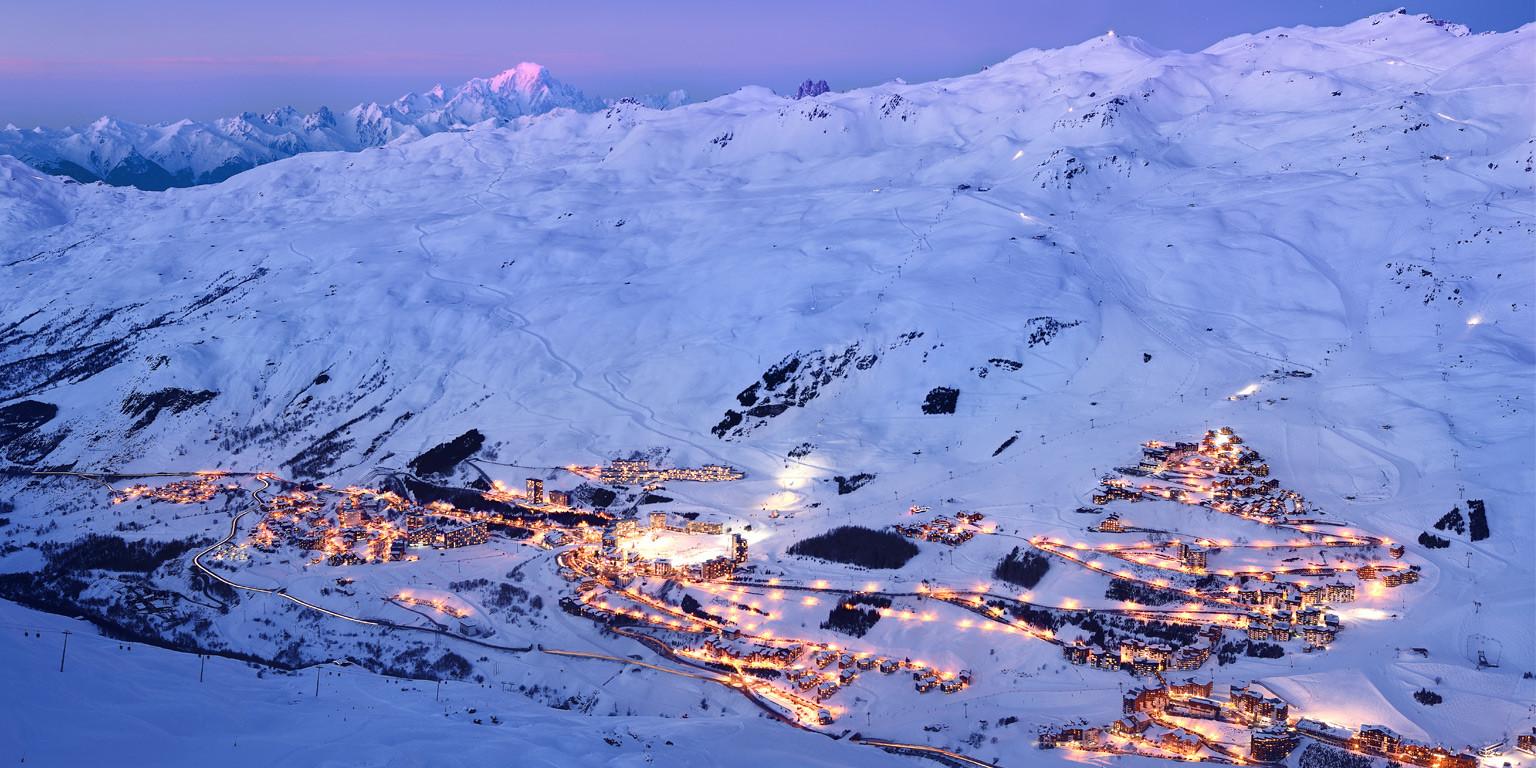 Vacances de ski aux Menuires : quel est le bon moment pour partir ?